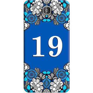 FurnishFantasy Back Cover for Huawei Enjoy 5 - Design ID - 1408