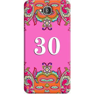 FurnishFantasy Back Cover for Huawei Enjoy 5 - Design ID - 1388