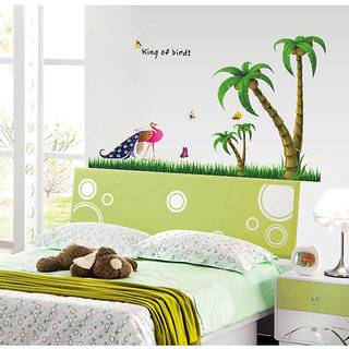 Buy Living Room Photo Frame Tree Wall Sticker Multicolor Online