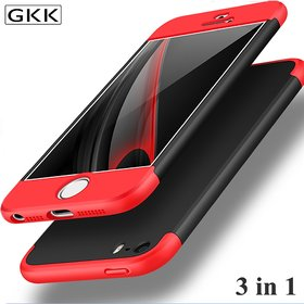New GKK Premium 3 in 1 Dual Tone Back Cover Case For  iPhone 7G