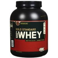 ON GOLD STANDARD WHEY PROTEIN, 5LBS, CHOCOLATE FLAVOUR