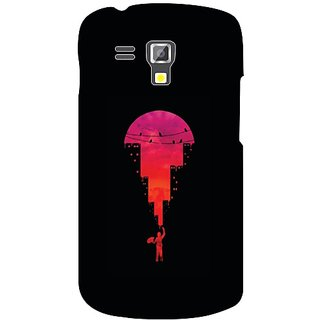 Printland Back Cover For Samsung Galaxy S Duos 7582