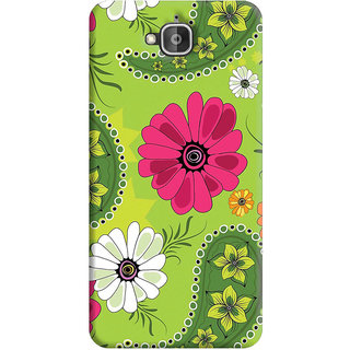 FurnishFantasy Back Cover for Huawei Honor Holly 2 Plus - Design ID - 0592