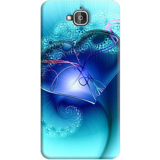 FurnishFantasy Back Cover for Huawei Honor Holly 2 Plus - Design ID - 0625