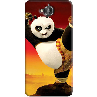 FurnishFantasy Back Cover for Huawei Honor Holly 2 Plus - Design ID - 0661