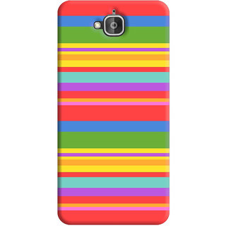 FurnishFantasy Back Cover for Huawei Honor Holly 2 Plus - Design ID - 0663