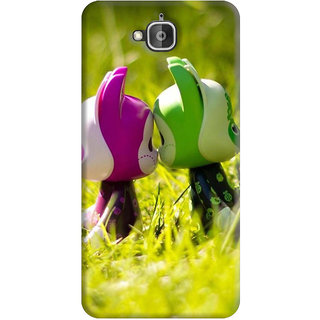 FurnishFantasy Back Cover for Huawei Honor Holly 2 Plus - Design ID - 0696
