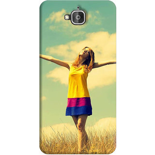 FurnishFantasy Back Cover for Huawei Honor Holly 2 Plus - Design ID - 0751