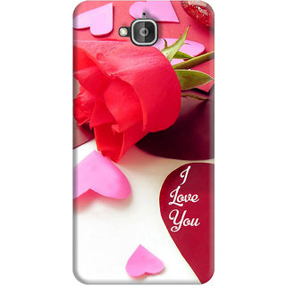 FurnishFantasy Back Cover for Huawei Honor Holly 2 Plus - Design ID - 0836