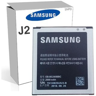 MOBILE BATTERY FOR  SAMSUNG GALAXY J2 (2015) BY CLICKAWAY