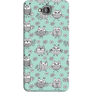 FurnishFantasy Back Cover for Huawei Honor Holly 2 Plus - Design ID - 1075