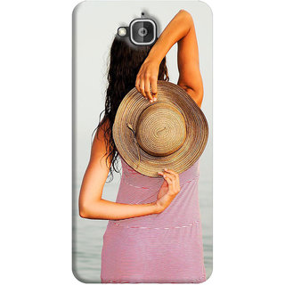FurnishFantasy Back Cover for Huawei Honor Holly 2 Plus - Design ID - 1126