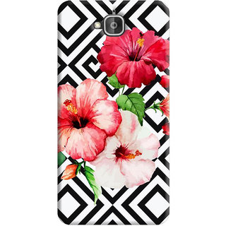 FurnishFantasy Back Cover for Huawei Honor Holly 2 Plus - Design ID - 1155