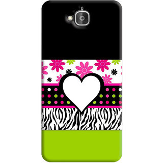FurnishFantasy Back Cover for Huawei Honor Holly 2 Plus - Design ID - 1115