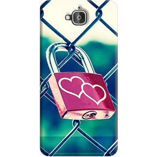 FurnishFantasy Back Cover for Huawei Honor Holly 2 Plus - Design ID - 1117