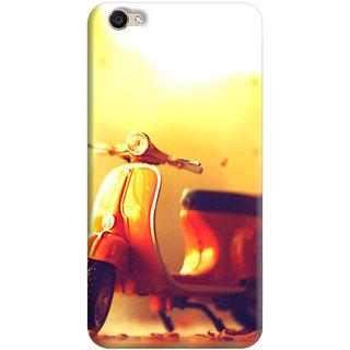 FurnishFantasy Back Cover for Vivo Y55S - Design ID - 0451