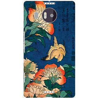 Printland Back Cover For Microsoft Lumia 950 XL