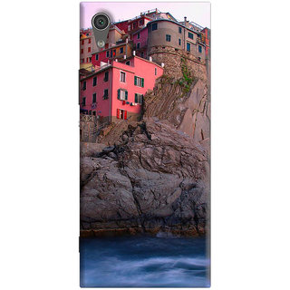 FurnishFantasy Back Cover for Sony Xperia XA1 Ultra - Design ID - 0011