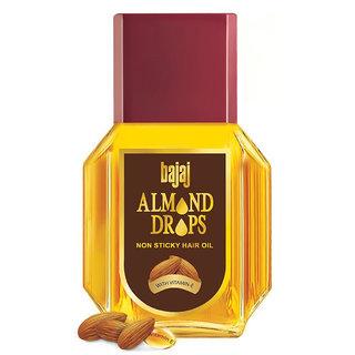 Bajaj Almond Drops Non Sticky Hair Oil 50ml