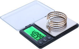 ATOM-888 Electronic Digital Jewellery Scale With Max Capacity 1kg