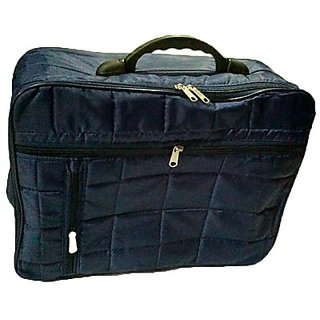 Parachute Folding Suit Case Blue And Black