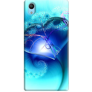 cheap for discount d6862 df09d FurnishFantasy Back Cover for Sony Xperia XA1 Plus - Design ID - 0625