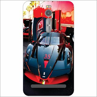 Printland Back Cover For Asus ZenFone 2 ZE551ML