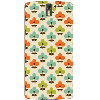 Printland Back Cover For Oneplus One A0001