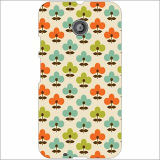 Printland Back Cover For Motorola Moto E (2nd Gen)