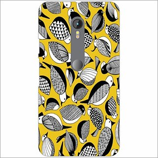 Printland Back Cover For Motorola Moto G (3rd Gen)