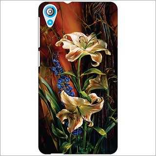 Printland Back Cover For HTC Desire 820Q