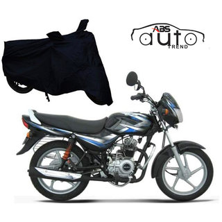 ABS AUTO TREND BIKE BODY COVER FOR BAJAJ CT 100