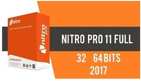 Nitro Pro 11 PDF EDITOR Creator 2018 Converter Instant Delivery FULL ACTIVATED