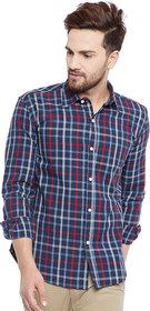 RedCrepe Men's Multicolor Casual Shirt