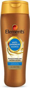 Natural Anti dandruff shampoo