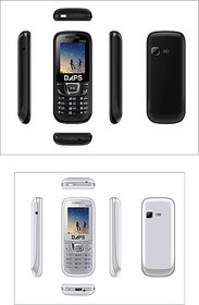 DAPS NEW 7410L0 MULTI-FEATURE DUAL SIM MOBILE PHONE(BLA