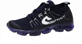 Max Air Training Shoes 8880 navy white