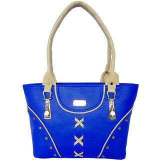 64094010bfd2 Buy ALL DAY 365 Shoulder Bag (Blue) Online   ₹1999 from ShopClues