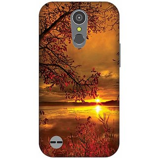 Printland Back Cover For LG K10 (2017)
