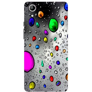 PREMIUM STUFF PRINTED BACK CASE COVER FOR VIVO Y51L DESIGN 10006