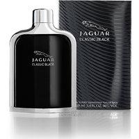 Jaguar Classic Black Eau De Toilette Men. 100 Ml