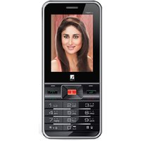 IBall Vogue 2.4e Dual SIM Mobile Phone - Black