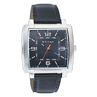 Titan Quartz White Other Men Watch 1586SL02