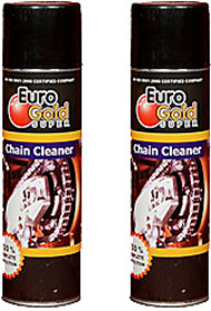 Euro Gold - Chain Cleaner 150ml Pack Of 2