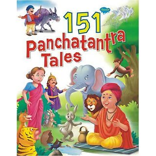 151 panchatantra tales Story (151 Series) Children Story books