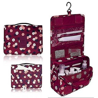 d0535952365 ... Aeoss Toilet Hold Storage Travel Kit Clear Cosmetic Bag Hygiene Carry  Bags For Women Gril Gift ...