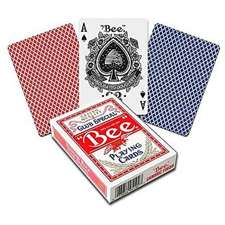 Bee Premium Playing Cards (Colors may vary) Pack of 4