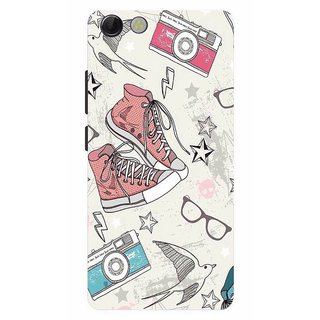 PREMIUM STUFF PRINTED BACK CASE COVER FOR VIVO Y66  DESIGN 10024