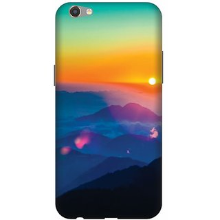 Printland Back Cover For Oppo F3 Plus
