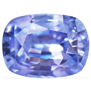 6.25 carat 100 A1 quality blue sapphire (neelam) stone by lab certified gemstone